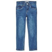 Vêtements Garçon Jeans skinny Levi's 510 SKINNY FIT COZY JEAN