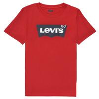 Vêtements Garçon T-shirts manches courtes Levi's BATWING TEE