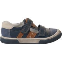 Chaussures Garçon Baskets basses Fétélacé Chaussures à lacets garçon - FéTéLACé - Bleu - 25 BLEU