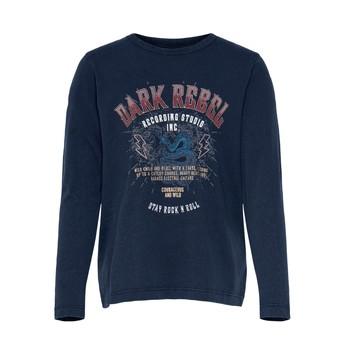 Vêtements Fille T-shirts manches courtes Only KONLUCY LIFE