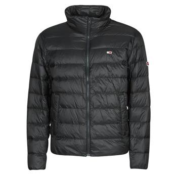 Vêtements Homme Doudounes Tommy Jeans TJM PACKABLE LIGHT DOWN JACKET Noir