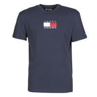 Abbigliamento Uomo T-shirt maniche corte Tommy Jeans TJM SMALL FLAG TEE
