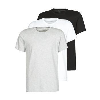 Vêtements Homme T-shirts manches courtes Calvin Klein Jeans CREW NECK 3PACK