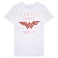 Vêtements Fille T-shirts manches courtes Name it NKFWONDERWOMEN