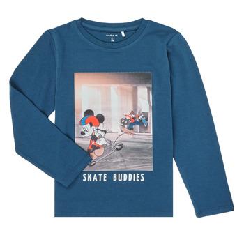 Abbigliamento Bambino T-shirts a maniche lunghe Name it NMMMICKEY EMIL