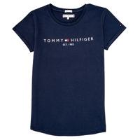 Abbigliamento Bambina T-shirt maniche corte Tommy Hilfiger KG0KG05242-C87