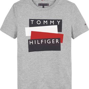Kleidung Jungen T-Shirts Tommy Hilfiger KB0KB05849-P6U