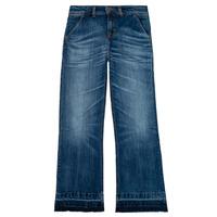 Vêtements Fille Jeans bootcut Tommy Hilfiger KG0KG05199-1BJ