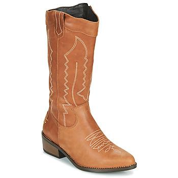 Chaussures Femme Bottes ville Musse & Cloud TEDINA