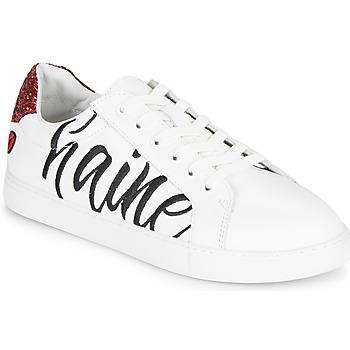 Chaussures Femme Baskets basses Bons baisers de Paname SIMONE AMOUR/HAINE
