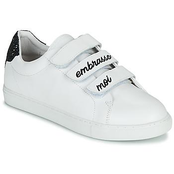 Schuhe Damen Sneaker Low Bons baisers de Paname EDITH EMBRASSE MOI