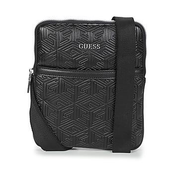 Taschen Herren Geldtasche / Handtasche Guess BALDO MINI FLAT CROSSBODY