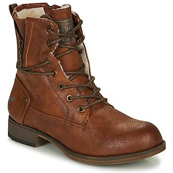 Schuhe Damen Boots Mustang 1139630