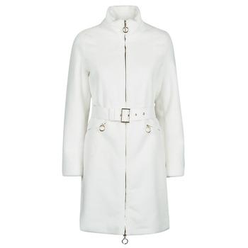 Kleidung Damen Mäntel Marciano MARBREE FUR COAT Beige
