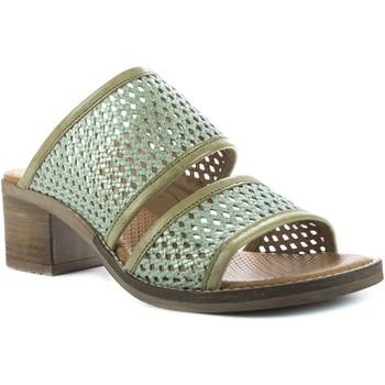 Chaussures Femme Mules Casta Cordoa vert
