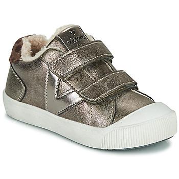 Chaussures Fille Baskets basses Victoria HUELLAS  TIRAS