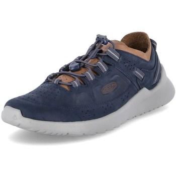 Chaussures Homme Derbies Keen Highland Bleu