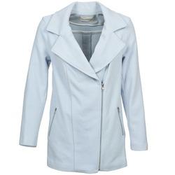 Vêtements Femme Manteaux Naf Naf AIMART Bleu