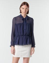 Abbigliamento Donna Top / Blusa Naf Naf HAZUL C1