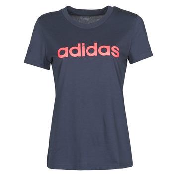 Abbigliamento Donna T-shirt maniche corte adidas Performance W E LIN SLIM T