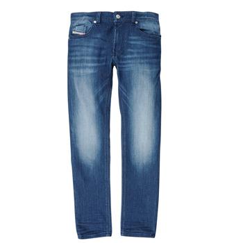 Vêtements Garçon Jeans slim Diesel THOMMER