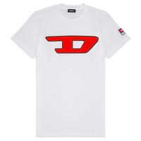 Abbigliamento Unisex bambino T-shirt maniche corte Diesel TJUSTDIVISION