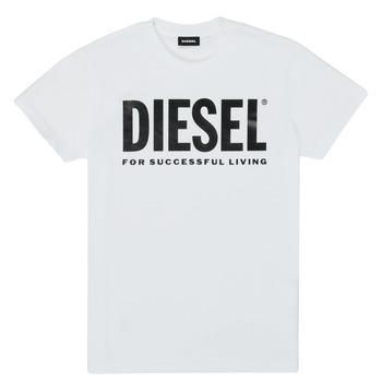 Vêtements Enfant T-shirts manches courtes Diesel TJUSTLOGO
