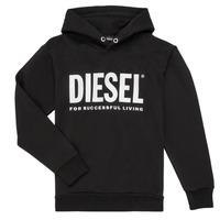 Abbigliamento Bambino Felpe Diesel SDIVISION LOGO
