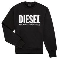 Abbigliamento Bambino Felpe Diesel SCREWDIVISION LOGO