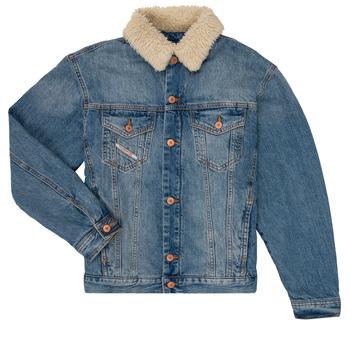 Vêtements Garçon Vestes en jean Diesel JRESKY