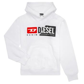 Abbigliamento Unisex bambino Felpe Diesel SGIRKHOODCUTY