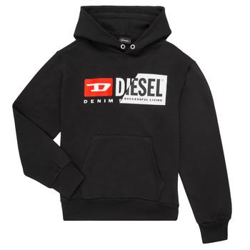 Vêtements Enfant Sweats Diesel SGIRKHOODCUTY