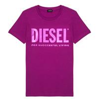 Abbigliamento Bambina T-shirt maniche corte Diesel TSILYWX