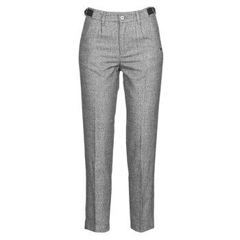 Kleidung Damen 5-Pocket-Hosen Freeman T.Porter SHELBY MOKKA