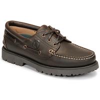 Schuhe Herren Bootsschuhe Aigle TARMAC Braun,