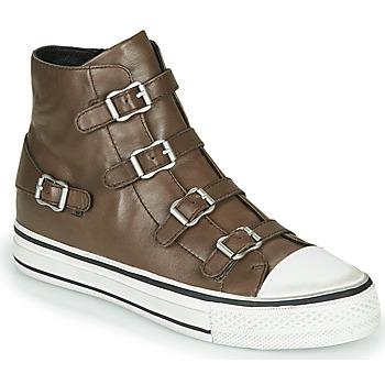 Chaussures Femme Baskets montantes Ash VIRGIN FANGO