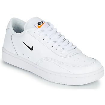 Schuhe Damen Sneaker Low Nike COURT VINTAGE Weiß