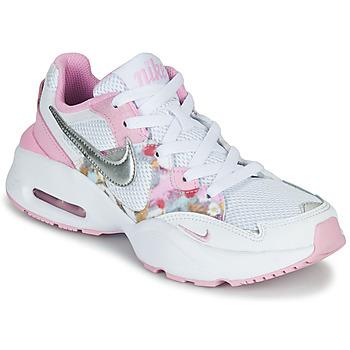 Schuhe Mädchen Sneaker Low Nike AIR MAX FUSION SE GS