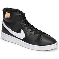 Schuhe Herren Sneaker Low Nike COURT ROYALE 2 MID Weiß