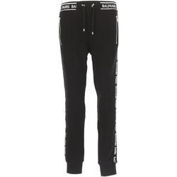 Vêtements Homme Pantalons de survêtement Balmain RH15631 Noir