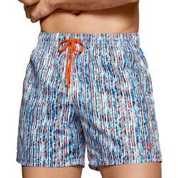 Vêtements Homme Maillots / Shorts de bain Impetus Maillot de bain homme imprimé Borneo bleu Bleu