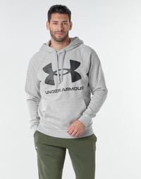 Kleidung Herren Sweatshirts Under Armour UA RIVAL FLEECE BIG LOGO HD