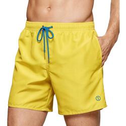 Vêtements Homme Maillots / Shorts de bain Impetus Maillot de bain homme uni Kiribati jaune Jaune