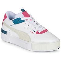 Chaussures Femme Baskets basses Puma CALI SPORT Blanc / Gris