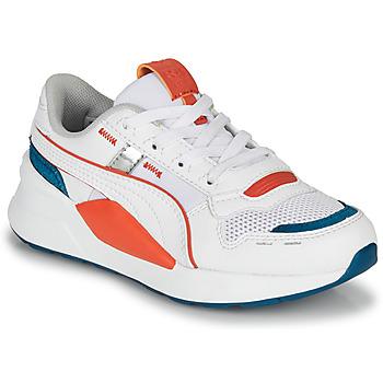 Schuhe Kinder Sneaker Low Puma RS-2.0 TOPS PS Weiß / Blau / Rot