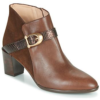 Schuhe Damen Low Boots Hispanitas PIRINEO Braun,