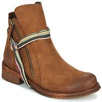 Schuhe Damen Boots Felmini COOPER Kamel