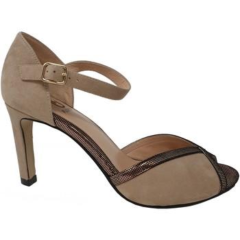 Chaussures Femme Escarpins Fugitive CHAUSSURES  RACHEL Taupe