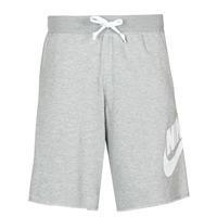 Kleidung Herren Shorts / Bermudas Nike M NSW SCE SHORT FT ALUMNI Grau