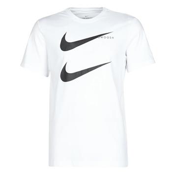 Abbigliamento Uomo T-shirt maniche corte Nike M NSW SS TEE SWOOSH PK 2